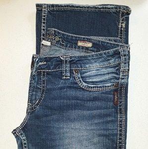 Silver Jean's. Women's 34x33